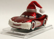 SANTA LIGHTNING MCQUEEN custom christmas disney pixar cars 2 3 NEW holiday