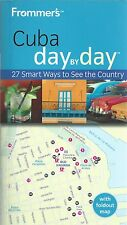 Frommer's Cuba Day by Day *SPECIAL PRICE*