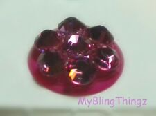 PNK Crystal BLING Home Button Sticker for iPhone 3GS 4 4S w/ Swarovski Elements