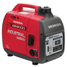 Honda 2,000 Watt Quiet GFCI Portable Gas Powered Backup Home Generator - EB2000i