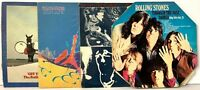 The Rolling Stones LP Vinyl Record Album Lot: Emotional Rescue + Still Life +++
