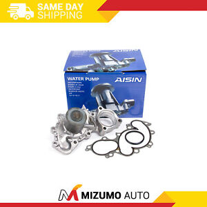 AISIN Water Pump w/o Outlet Pipe Fit 96-04 Toyota Tundra Tacoma 4Runner 5VZFE