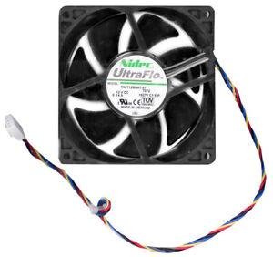 NIDEC T92T12MHA7-57 4-PIN 12V 0.14A 92x25mm