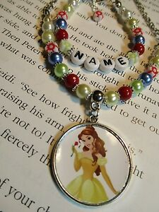 Beauty & the Beast  Personalised Jewellery gift set for Children!