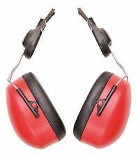 Portwest PW47 endurance casque monté clip-on protecteur d'oreille defender