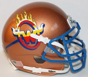 USFL Arizona Wranglers Custom Mini Helmet