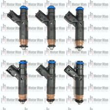 Motor Man | 4L8E-A4A Fuel Injectors Flow Matched Set 2004-2008 Ford Escape 3.0L
