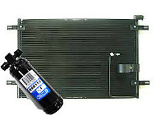 A/C AIRCON CONDENSER & DRIER KIT Suits- HOLDEN COMMODORE VT VX V6 V8 9/97- VU