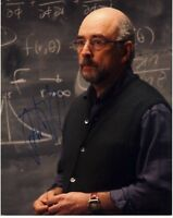 Richard Schiff Autograph Signed 10x8 Photo AFTAL [7322]