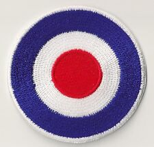 Patch écusson patche Royal Air Force UK RAF iron-on Aviation