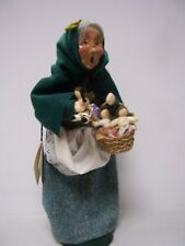 Byers Choice - 1992 The Cries Of London Dollmaker