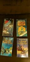 Gateway/Heechee 1-4 Series Set by Frederik Pohl(ALL 1st Edition/First Printings)
