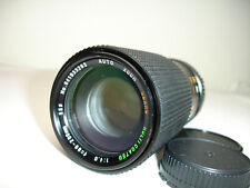SEARS 80-200mm F/ 4 lens for MINOLTA MD mount camera w. Macro SN841033283
