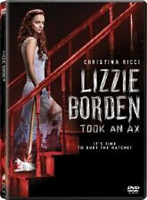 Lizzie Borden Took an Ax (M.O.W.) NEW!