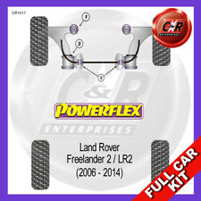 Land Rover Freelander 2 / LR2 (2006 - 2014)  Powerflex Complete Bush Kit