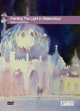 Townhouse DVD Painting The Light In Watercolour Cecil Rice