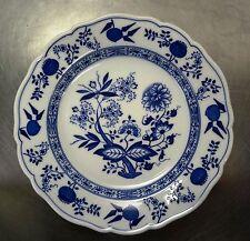 Ältere Hutschenreuther Porzellan Essteller Zwiebelmuster 25,5 cm x 4,2