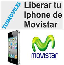 LIBERAR IPHONE 5 MOVISTAR TODOS LOS MODELOS 2 3 3GS 4 4S 5 5C 5S
