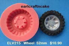 Wheel Large Silicone Mould  Cake Decorating Gum Paste Sugar