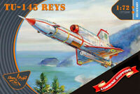 Clear Prop! 72004 Tu-143 Reys Soviet unmanned reconnaissance aircraft 1/72