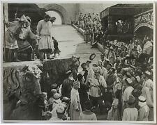 Original vintage 1953 SADKOS ABENTEUER Sowjetischer Film, Aushangfoto