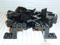 LEGO® 20x Winkel Platte 76766 schwarz 2x5x2 1/3 Star Wars Eisenbahn Burg R371