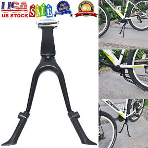 Bicycle Kickstand Double Leg Center Mount Adjustable PRO Fits For 24'-28'