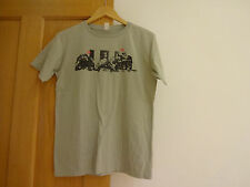Boys, grey, Jesus DJ T-shirt size M 12 to 13 year old