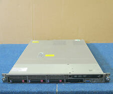 HP Proliant DL360 G5 1x Xeon Quad Core E5440 2.83GHz 4GB 3 x 146GB 10K 1U Server