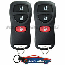 2 Replacement for Infiniti QX4 2002 2003 Remote