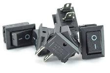 2 Pin Snap-in On/Off Position Snap Boat Button Switch 12V/110V/250V. 0251