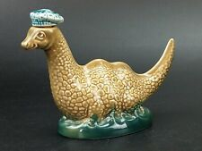 More details for beneagles loch ness monster scotch whisky miniature porcelain bottle beswick