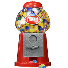 More details for gumball vending machine gum dispenser toy fun coin bank 90g bubble gum included