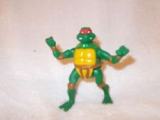 Teenage Mutant Ninja Turtles Action Figure 2005 McDonalds Raphael 4 inch
