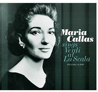 Maria Callas - Sings Verdi At La Scala [New Vinyl LP] Holland - Import