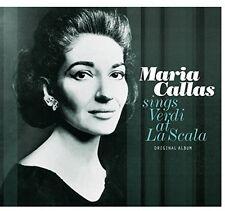 Maria Callas - Sings Verdi At La Scala [New Vinyl LP] Holland - Import
