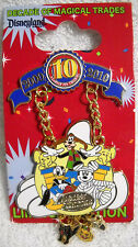 Disney Pin Trading 10th Anniversary Decade of Magical Trades Artist Choice