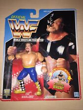 WWF HASBRO ERROR JIM THE ANVIL NEIDHART / THE WARLORD MOC WWE RETRO FIGURE WWE