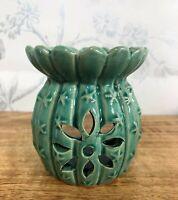 Cactus Tropical Design Green Wax Melt | Oil Burner Pot