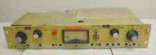 Vintage RareScully Model 280 Preamp UTC Freed Transformers