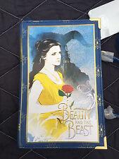 BRAND NEW Disney Beauty and the Beast Belle book handbag bag purse