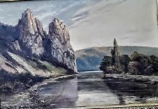 William Trost Richards Hudson River American Luminous Seascape