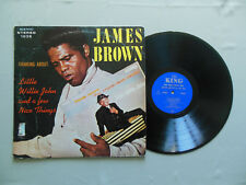 From 1968: JAMES BROWN - Thinking About Little Willie John And A Few Nice Things