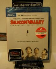 Silicon Valley: The Complete Second Season    New Blu-ray FREE SHIPPING!!