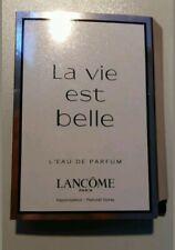 Lancome La vie est belle  L'Eau de Parfum Probe 1,2 ml