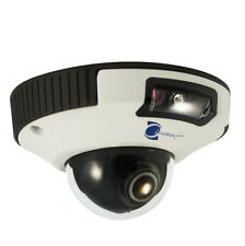 "LineMak HD-MAK, IP Mini dome camera, 1/2.8"" Sony CCD Sensor, 2.0Mp/1080p, PoE."