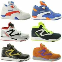 Mens Reebok Pump Omni Lite + Court Victory Pump Boots-Limited Edition-Trainers