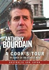 Anthony Bourdain: A Cook's Tour ~ Australia and Japan BRAND NEW DVD SET