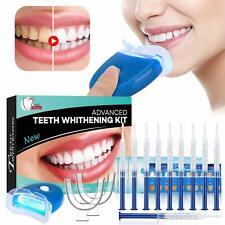 Kit de Blanchiment Soins Dentaires Professionnel Blanchissant Dents Gel
