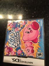 Kirby Mass Attack NDS New Nintendo DS Brand New Factory Sealed